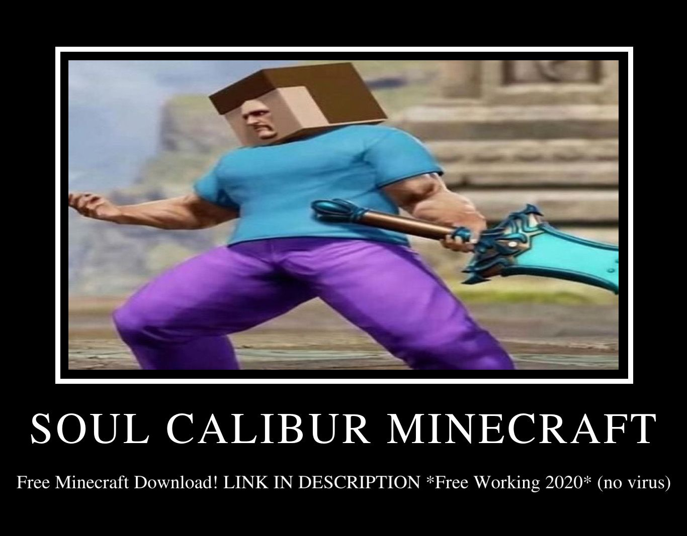 The Bot Is Back This Meme Was Created By An Ai Credit To Uhtred 9007 On Discord Memes What Have You Done Soul Calibur