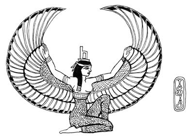 Göttinnen: Isis