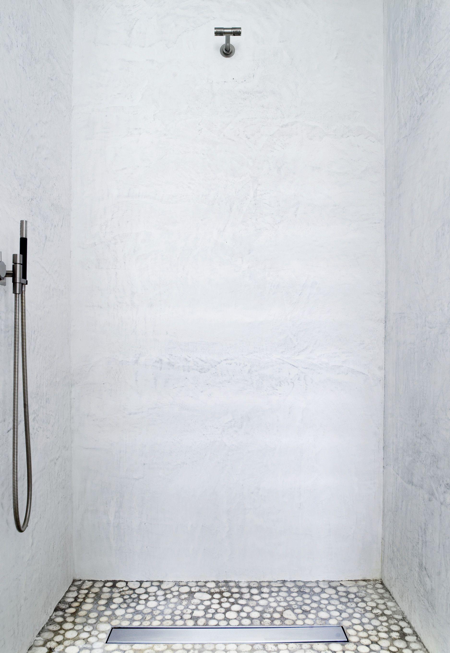 Karin Meyn | Shower design by Piet Boon