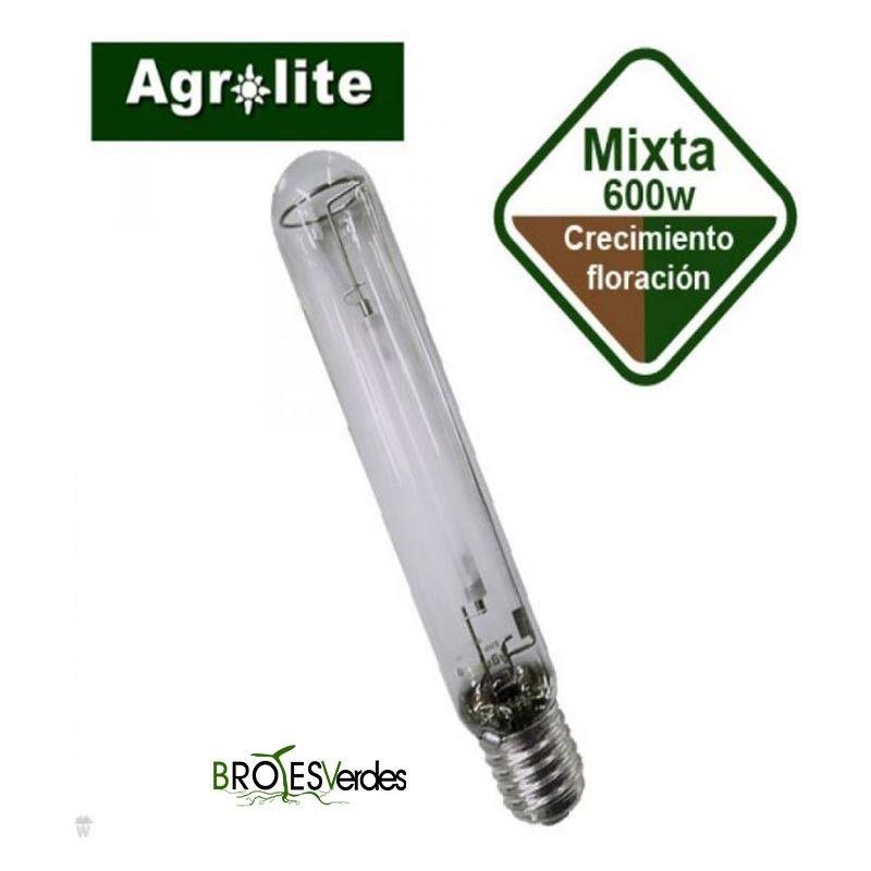 La Bombilla Agrolite Shp 600 W Es Una Lampara Valida Tanto Para Crecimiento Como Para Floracion Gracias A Sus Colores Bombillas Floracion Iluminacion Interior