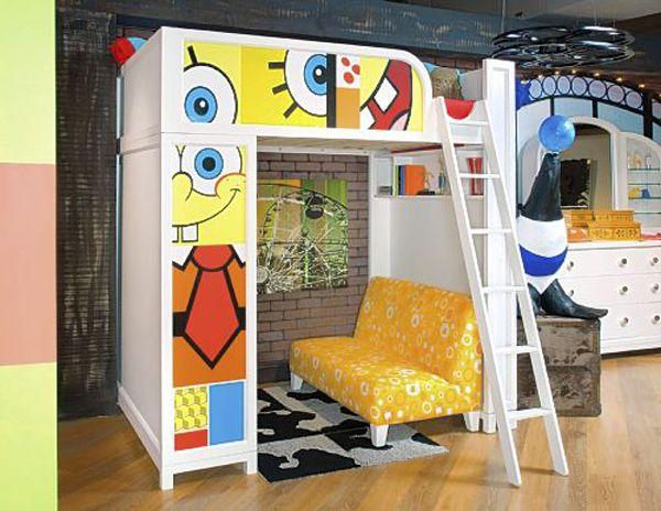 Best 20 Spongebob Squarepants Bedroom Theme Ideas Spongebob 400 x 300