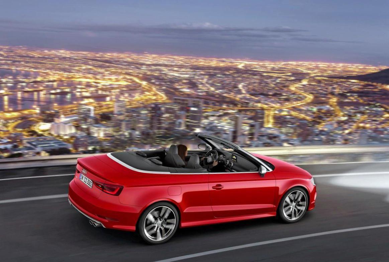 S3 Cabriolet Audi auto