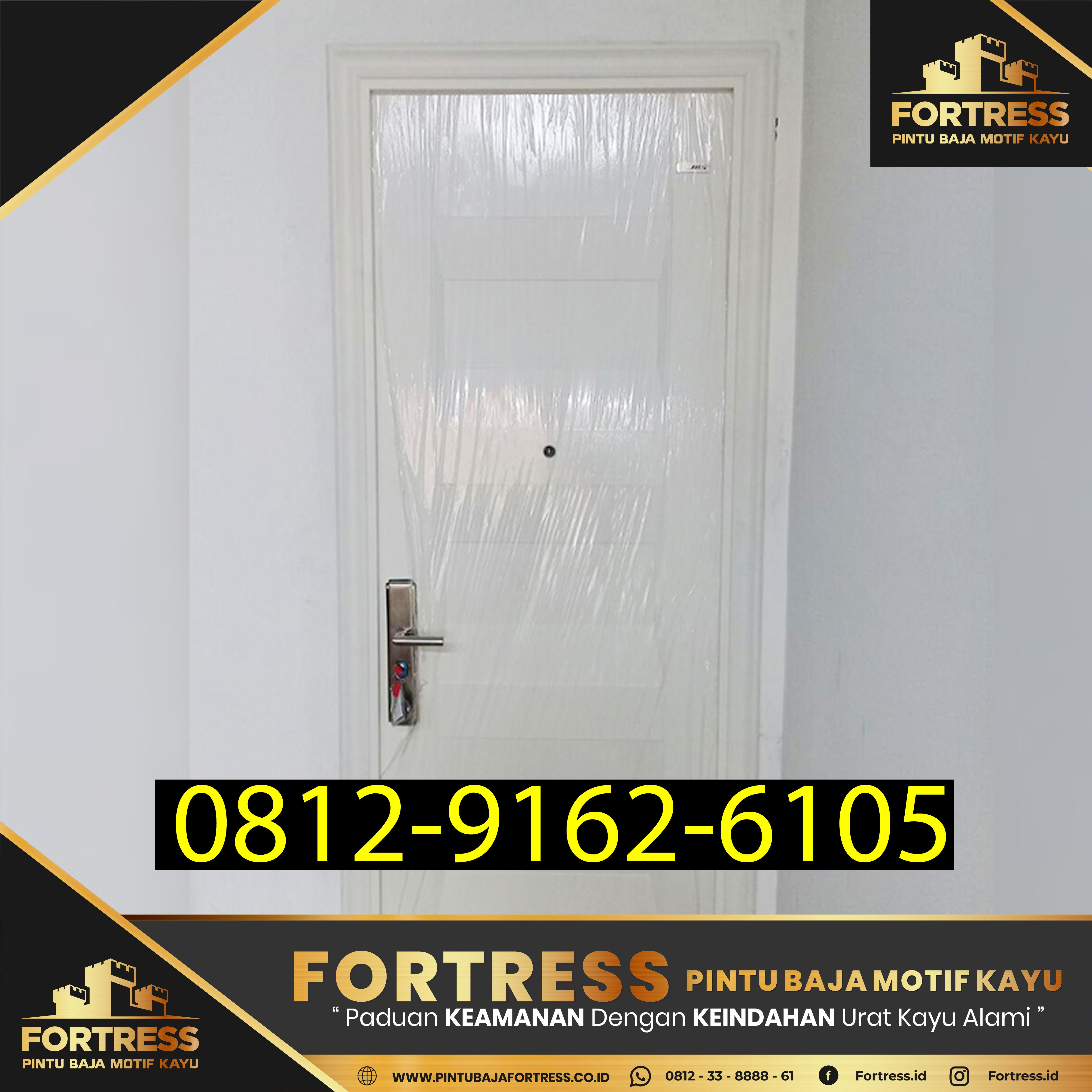 0812-9162-6109 (FORTRESS), Tual Minimalist Door Panels