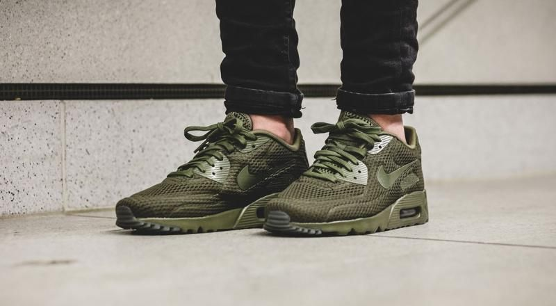 mens air max 90 ultra breathe green