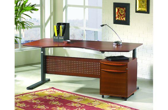 Ordinaire Jesper 75 Inch Prestige Sit Stand Desk   75 W X 25 52 D
