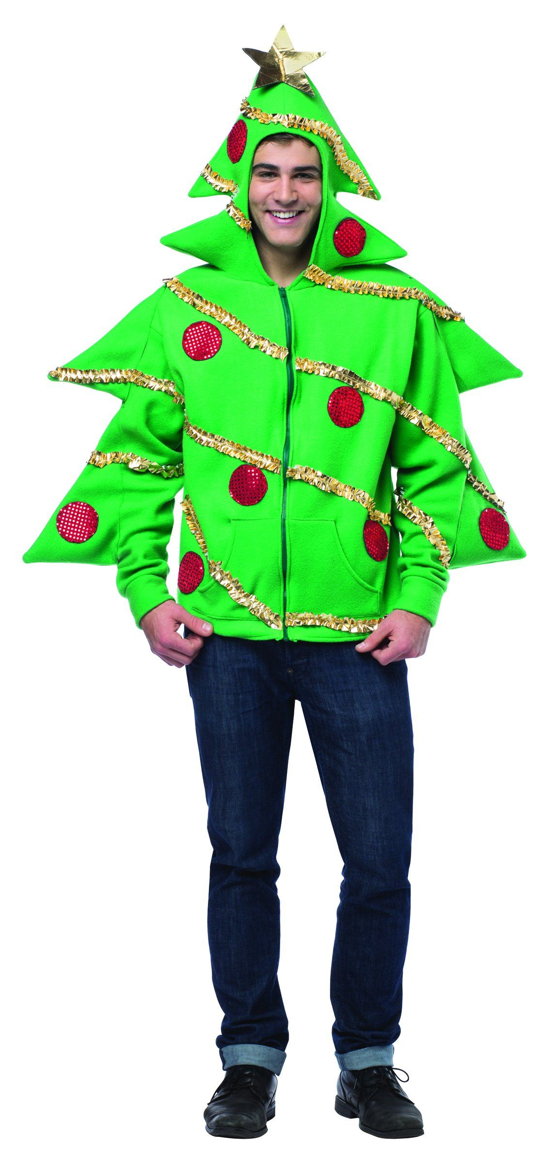 2b935532aa0 Christmas Tree Costume Plus Size