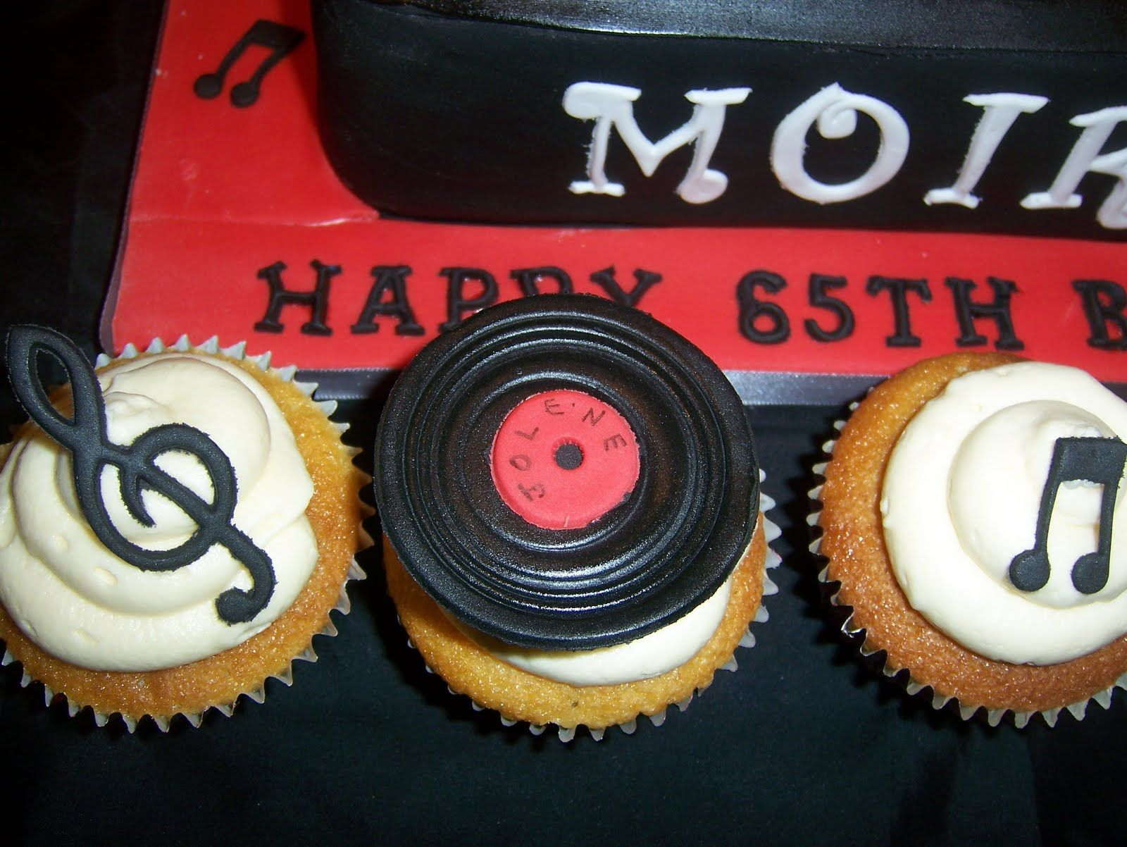 My Life Is So Rock N Roll Juke Box Birthday Cake Cake Rock And