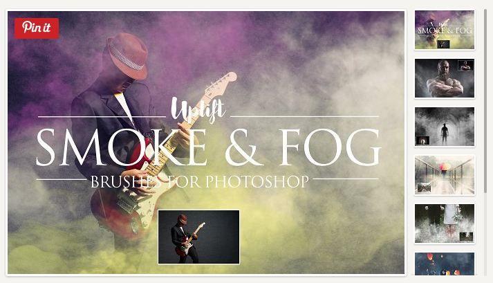 Premium Free smoke brushes photoshop addons | Free Brushes
