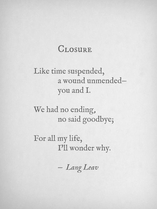 This This Poem This Sums Up Everything Lang Leav Love And Misadventure Words