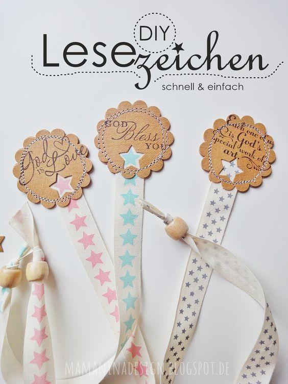 Touch Pen Selber Machen : diy das 5 minuten lesezeichen lesezeichen n hen diy ~ Watch28wear.com Haus und Dekorationen