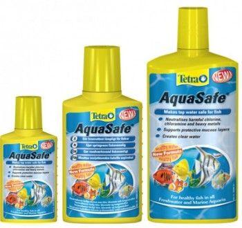Tetra AquaSafe. Hinta 8,90 € - 23,90 €.