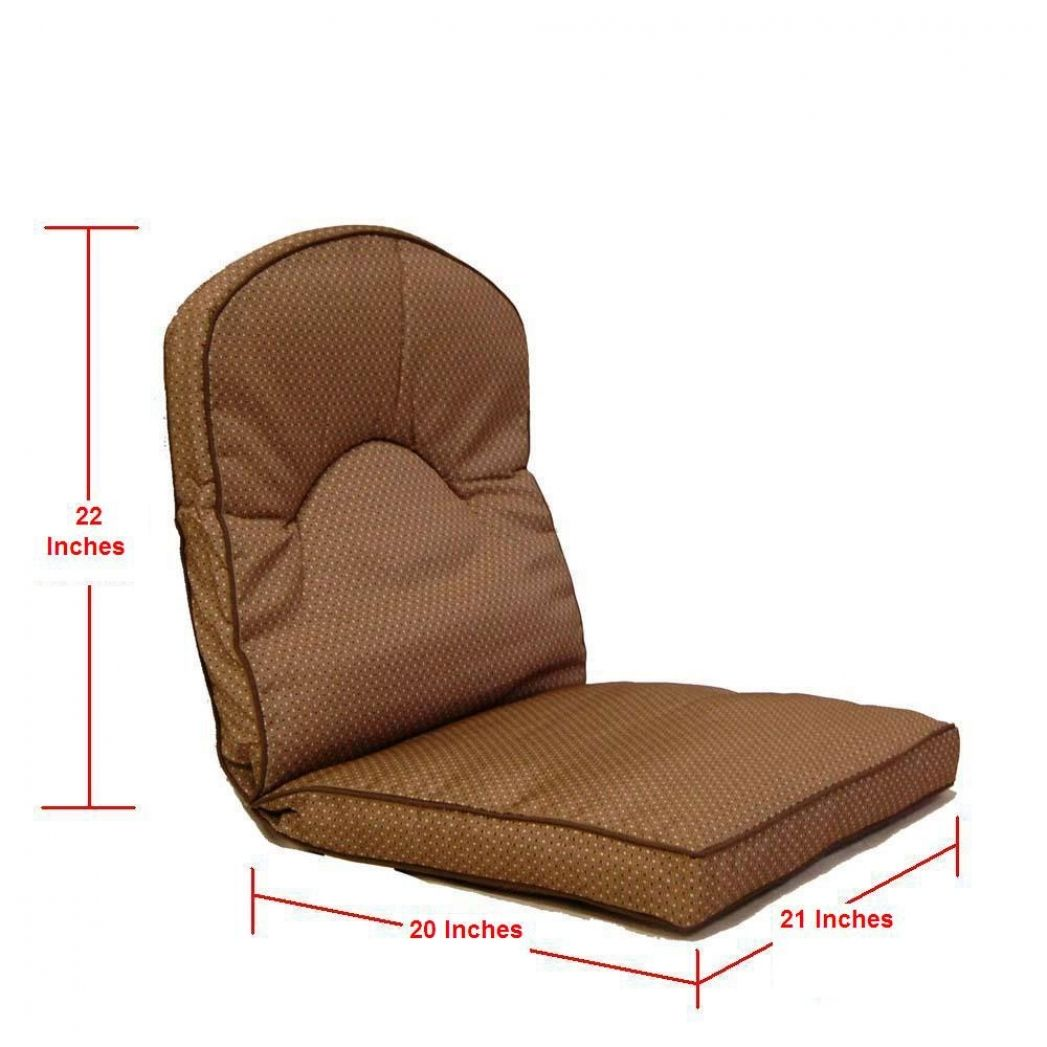 outdoor furniture replacement cushions - rustic modern furniture ...