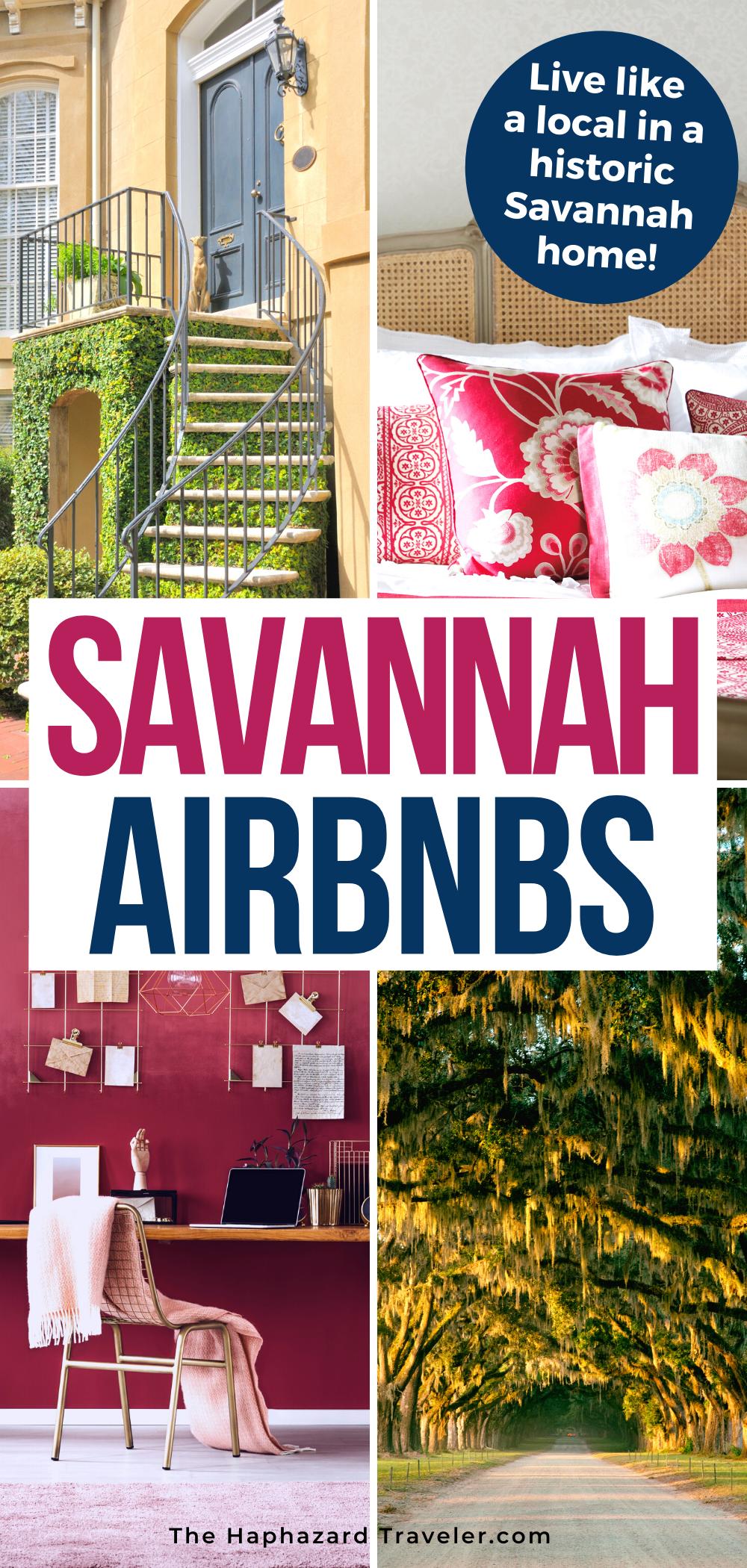 Airbnb Savannah Georgia Historic Stays Neighborhood Tips Savannah Chat Vacations In The Us Travel Savannah