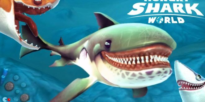 Hungry Shark World Hack For Gems And Coins Hacksforplayers Net