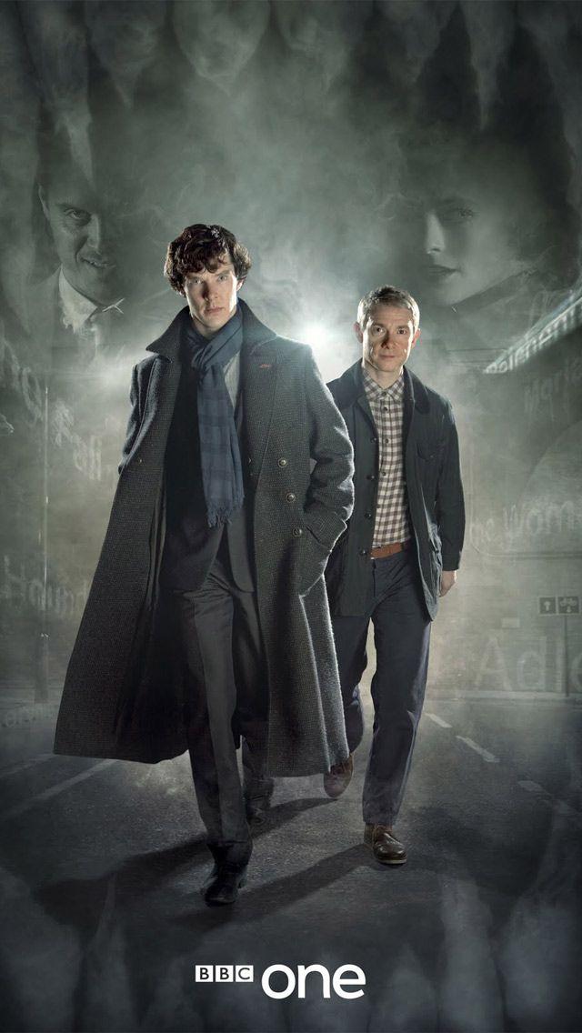 BBC Sherlock - download the HD retina version at