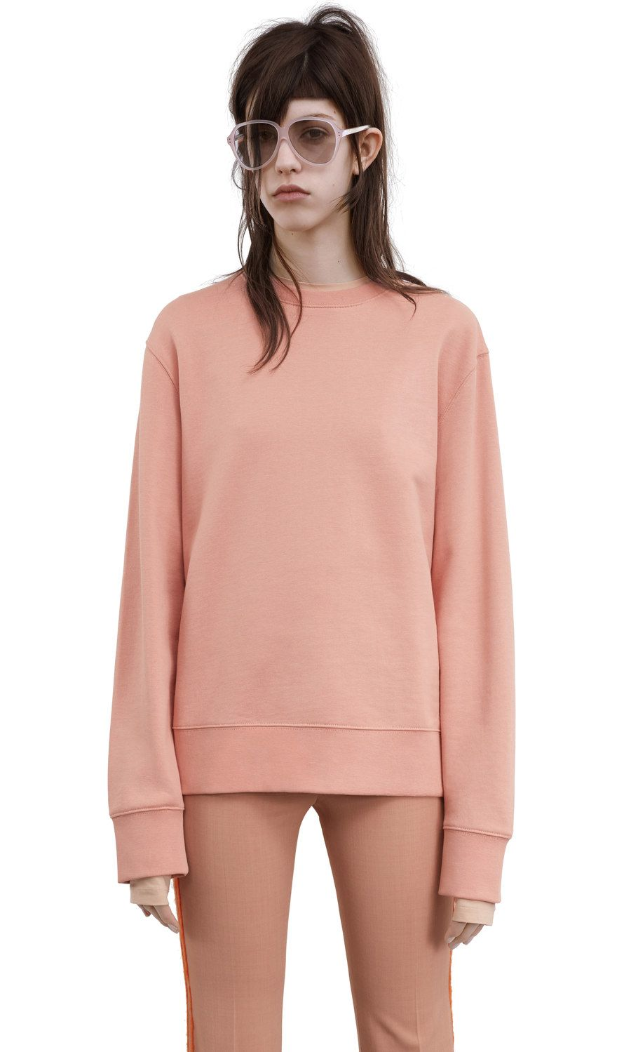 7e3351ce Carly Clg Fl, Acne Pink, 500x   Acne Studios...when you walk to the ...