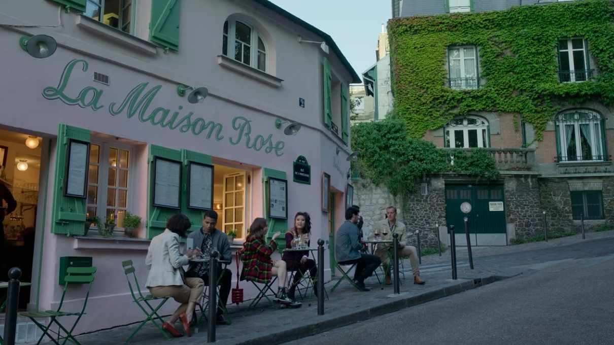 Emily In Paris Filming Locations All The Places To Visit From The Netflix Original Filming Locations Paris Places To Visit
