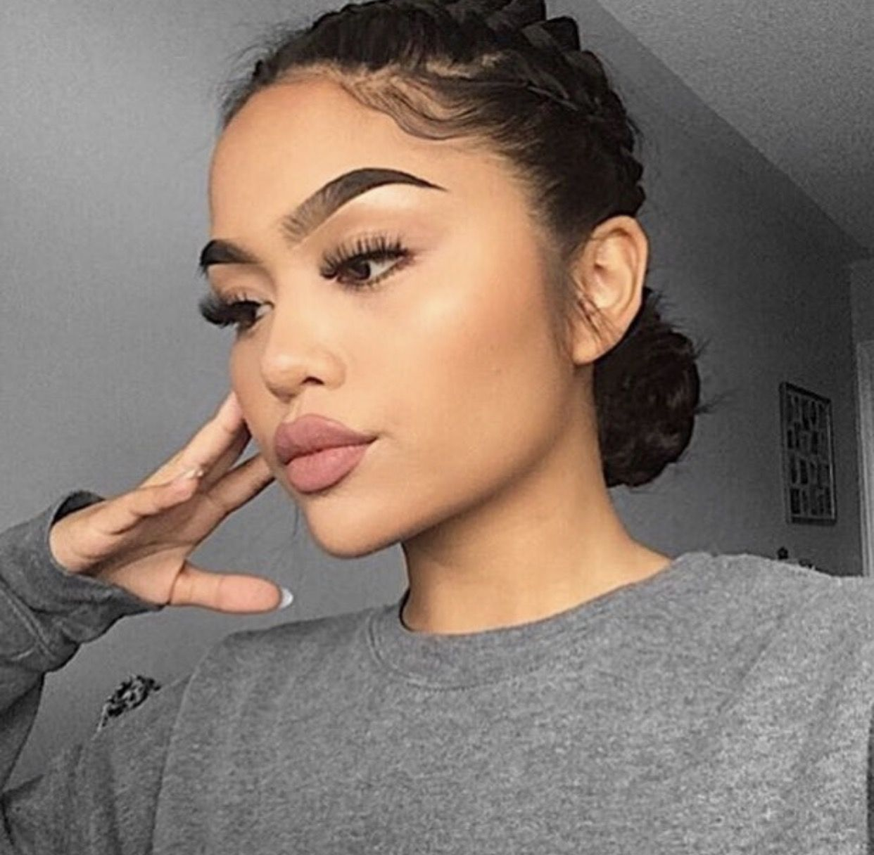⚠flawless makeup follow pinterest naturalvon for MORE