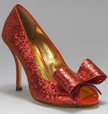 d7798a22267e0 Ted Baker Red Glitter Shoes | Designer Shoes | Some future party ...