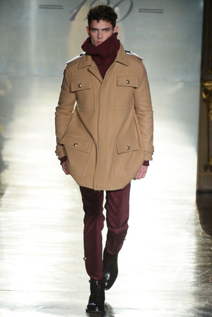 Daks Men's RTW Fall 2014