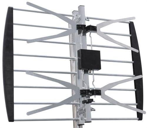 Solid Signal Xtreme Signal Hdb2x High Definition Blade 2 Bay Xtreme Vhf Uhf Antenna Hdb2x Receives Uhf Dig Over The Air Antenna Television Antenna Tv Antenna