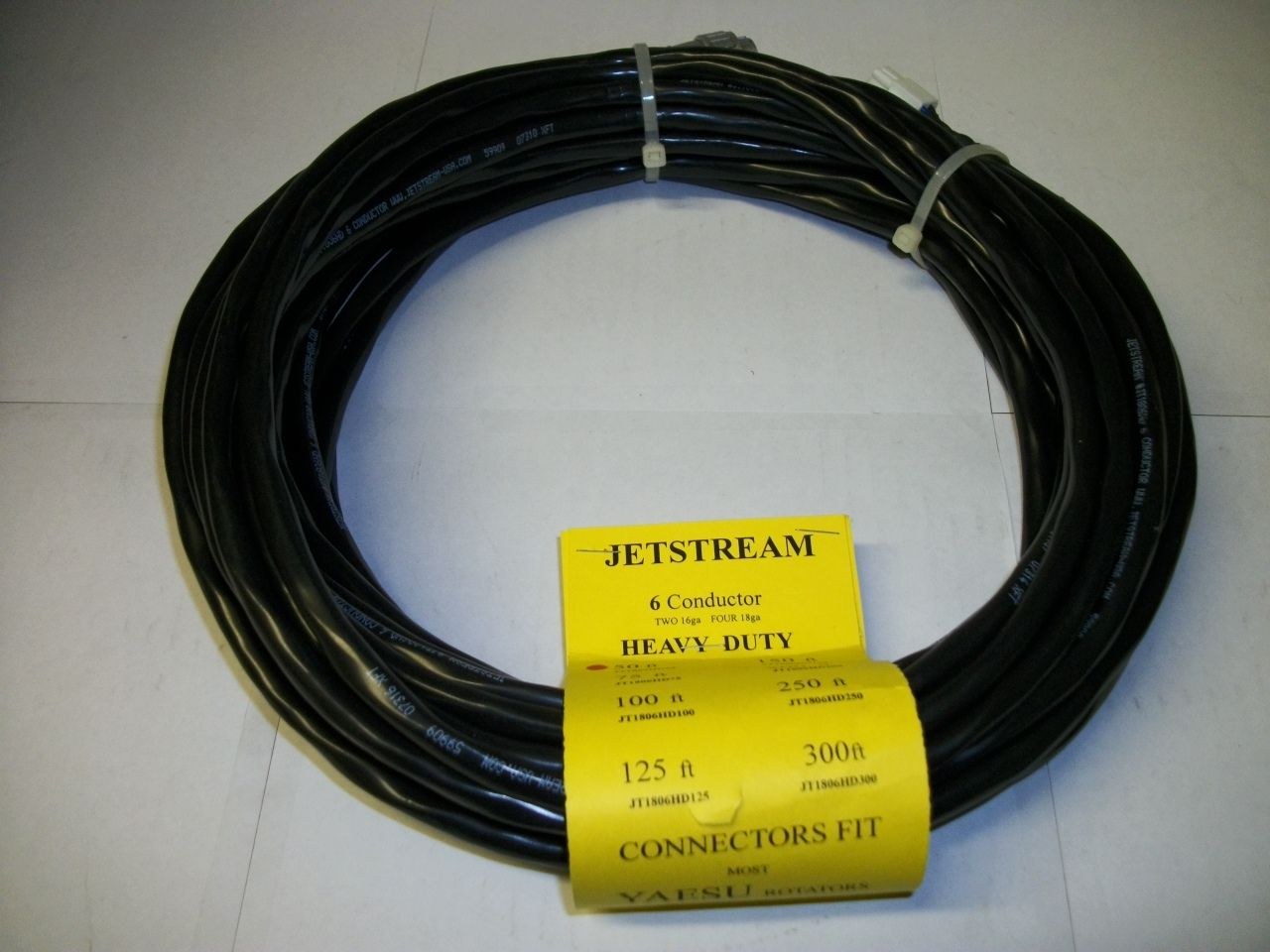 Rotator//rotor Cable 50/' USA MADE 4 Conductor HEAVY DuTY Ant 16 GA.Four Wire