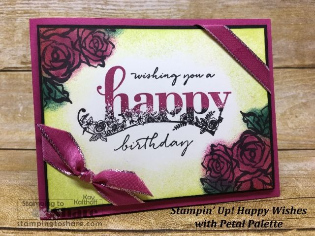 Fab Friday 17 Fb Live With Happy Wishes Beautiful Birthday Card