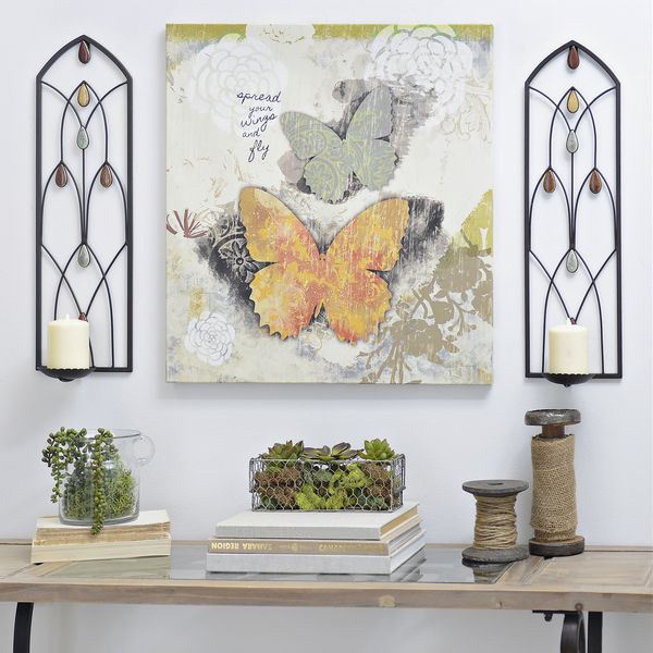 3 Ways to Decorate with Wall Sconces | Decor Ideas For Our New Home ...