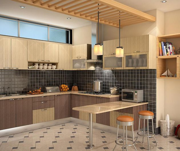 Pin On A Modular Kitchen: Indian Kitchens, Modular Kitchens, Indian Kitchen Designs, Indian Kitchen