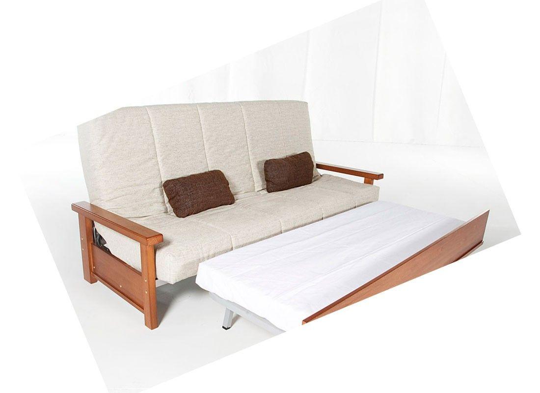 Opcion cama nido modelo milan muebles tiny house for Sofa cama nido barato