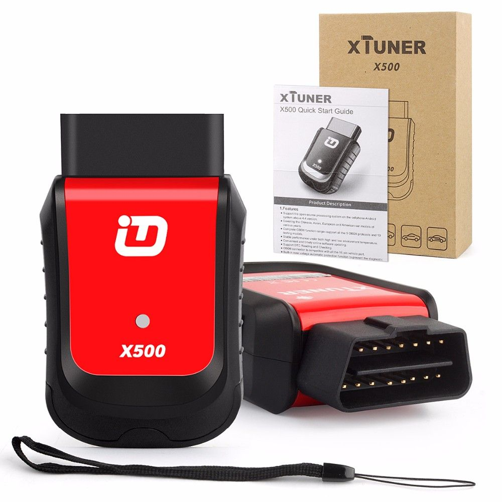 New XTUNER X500 Bluetooth Special Function Diagnostic Tool