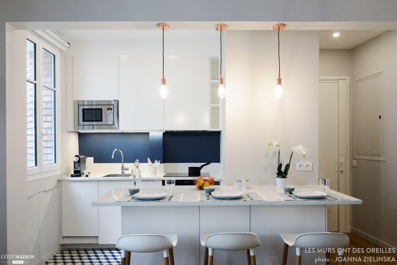 30 m2 optimis s comme un 2 pi ces paris les murs ont des. Black Bedroom Furniture Sets. Home Design Ideas
