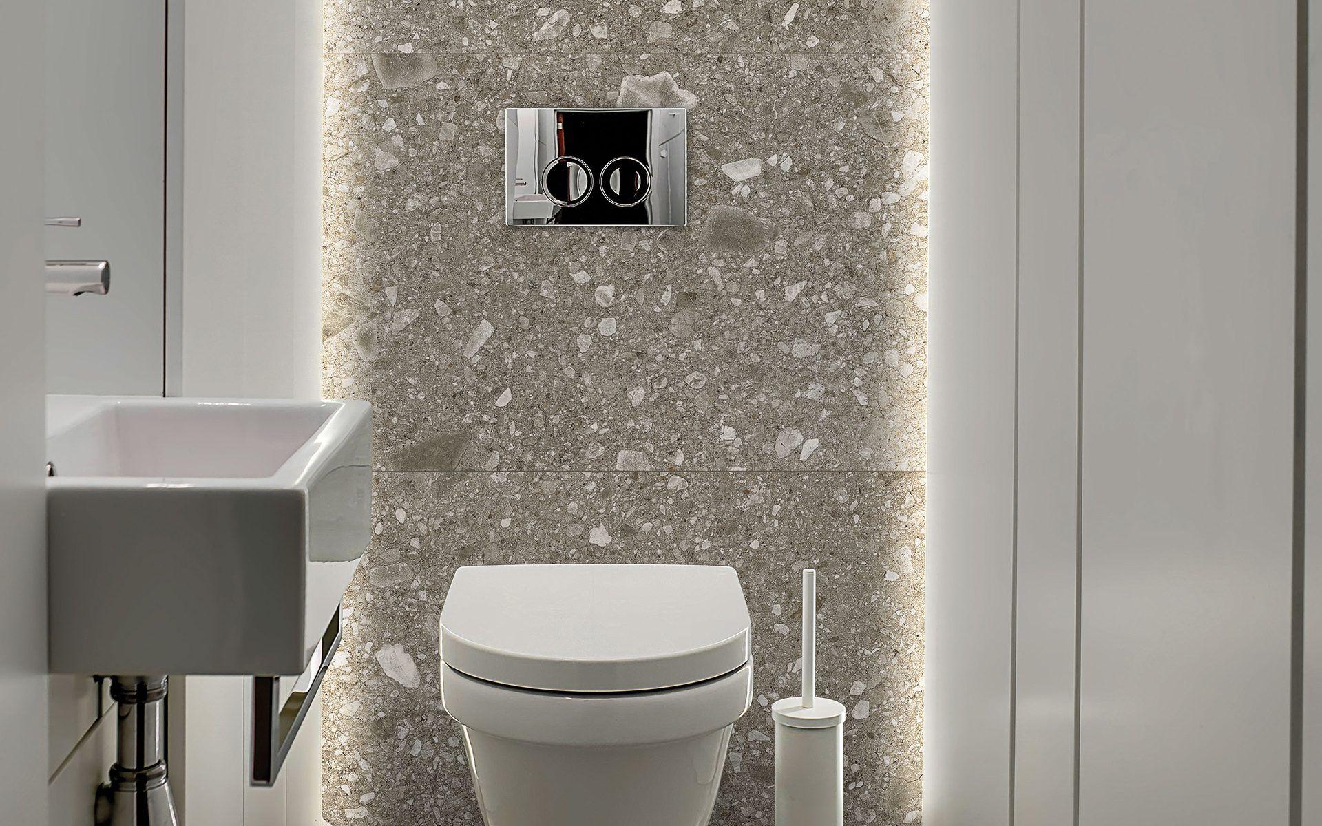 Ornamenta stile libero stone effect tiles pinterest for Arredo bagno rovigo