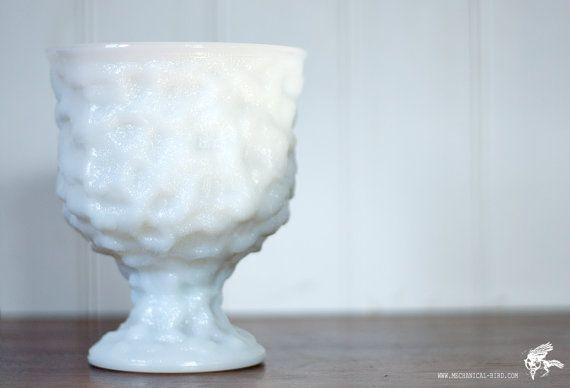winter vase, like disturbed snow.