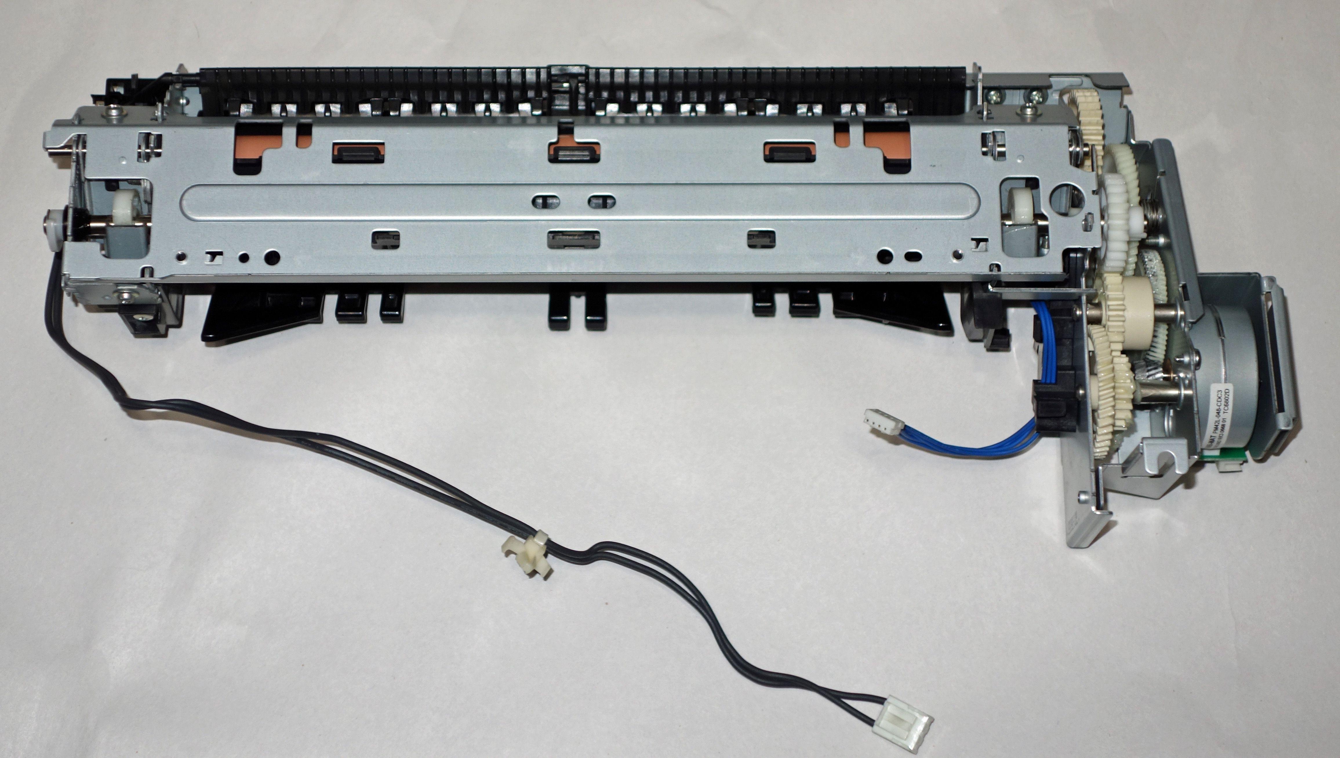 Genuine hp color laserjet 1600 2600 2600n fuser assembly