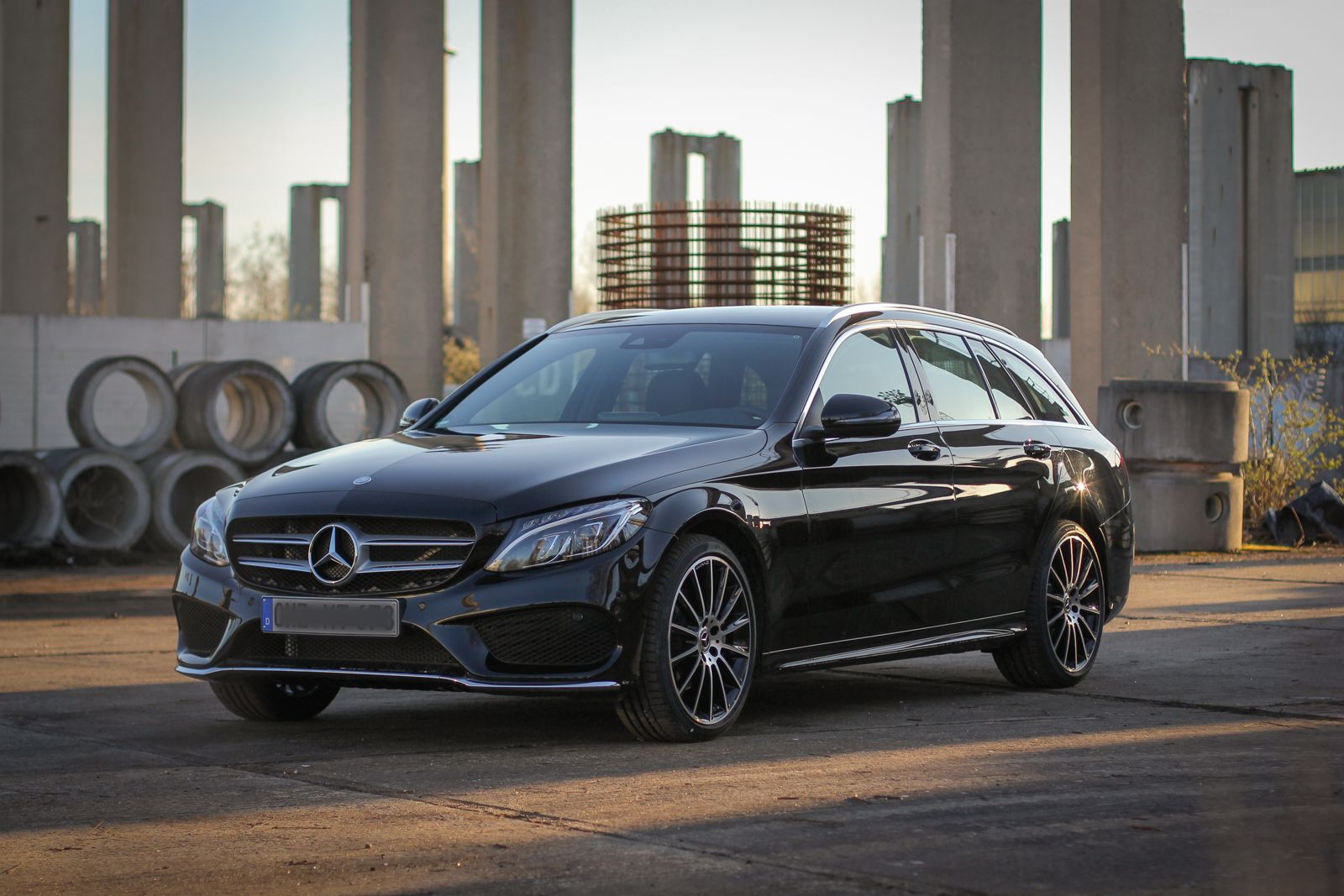mercedes benz c klasse t modell amg line mercedes benz c klasse pinterest. Black Bedroom Furniture Sets. Home Design Ideas