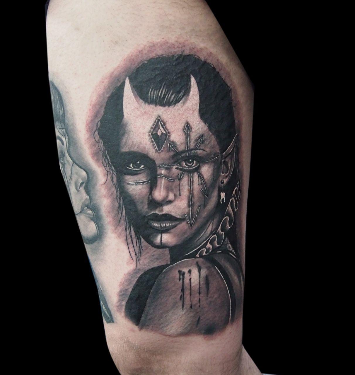 Pin On Ⓥ Tattoo Ideas