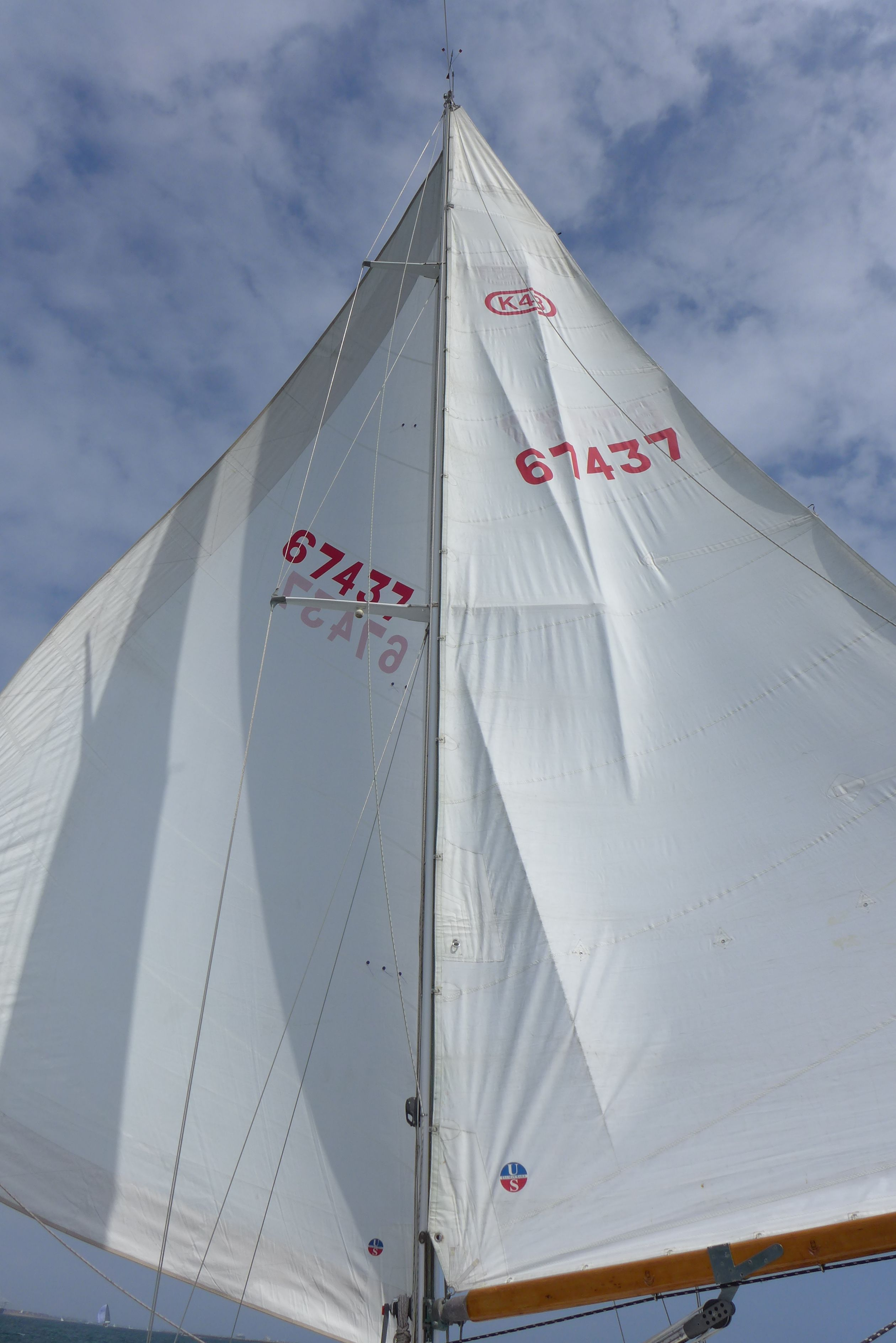 Butterfly Sail Configuration Sailing Pinterest Sailing And