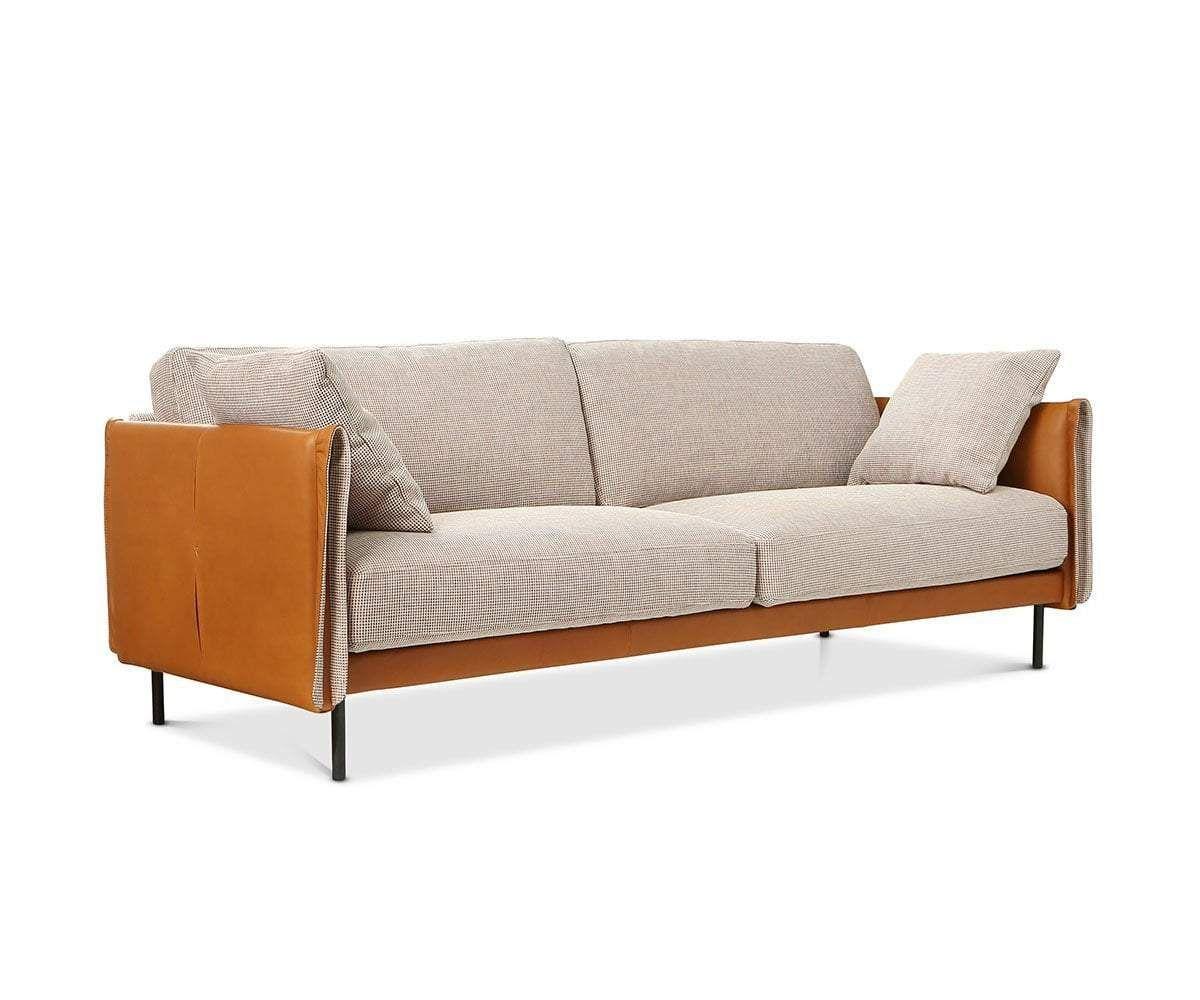 Glenn Sofa In 2020 With Images Cushions On Sofa Modern Leather Sofa Sofa