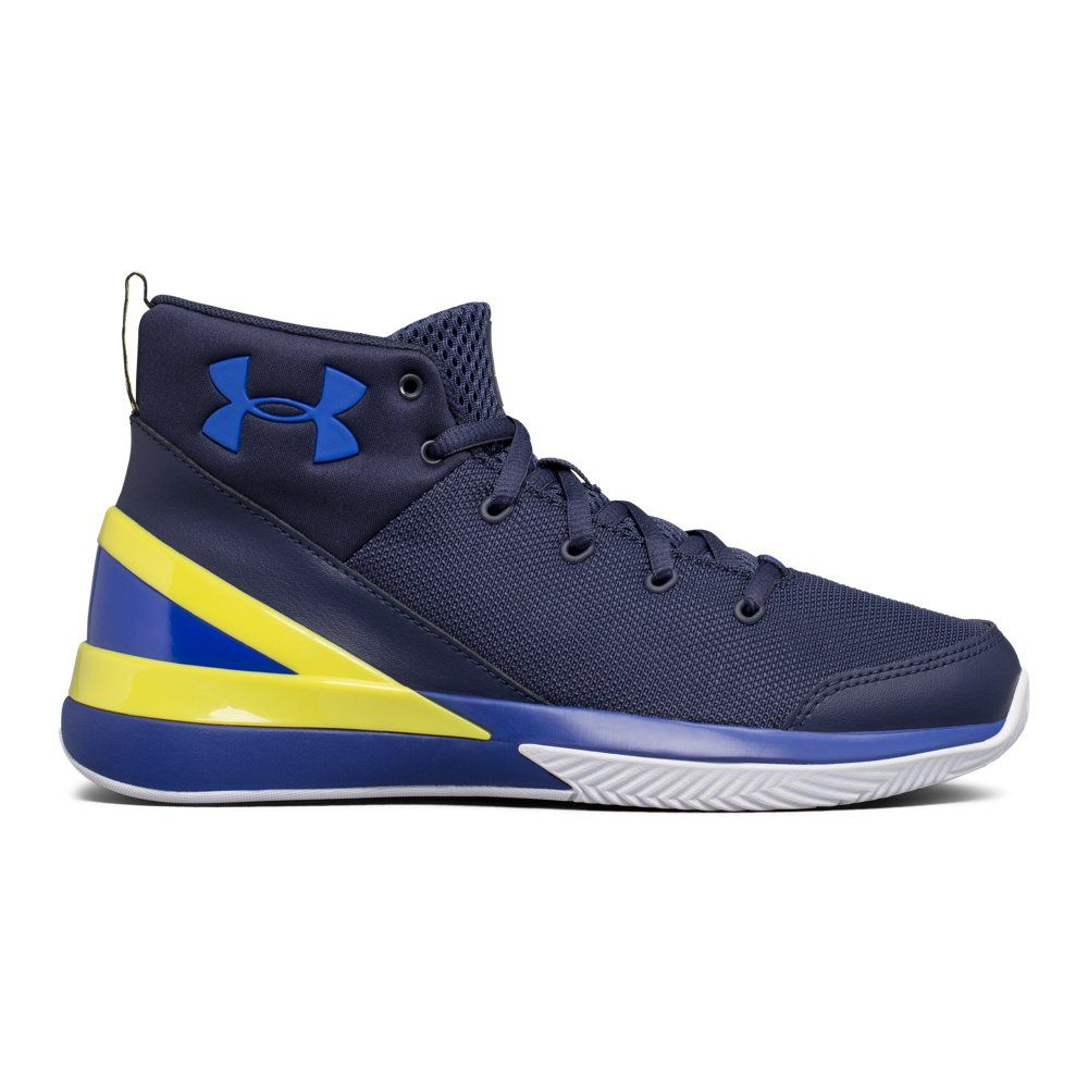 5011b0c80d Boys' Grade School UA X Level Ninja Basketball Shoes | Under Armour ...