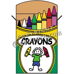 Clip Art Crayon Box Color Clip Art Crayon Crayon Box