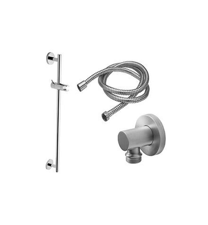 California Faucets 9128C Contemporary Slide Bar Handshower Kit ...