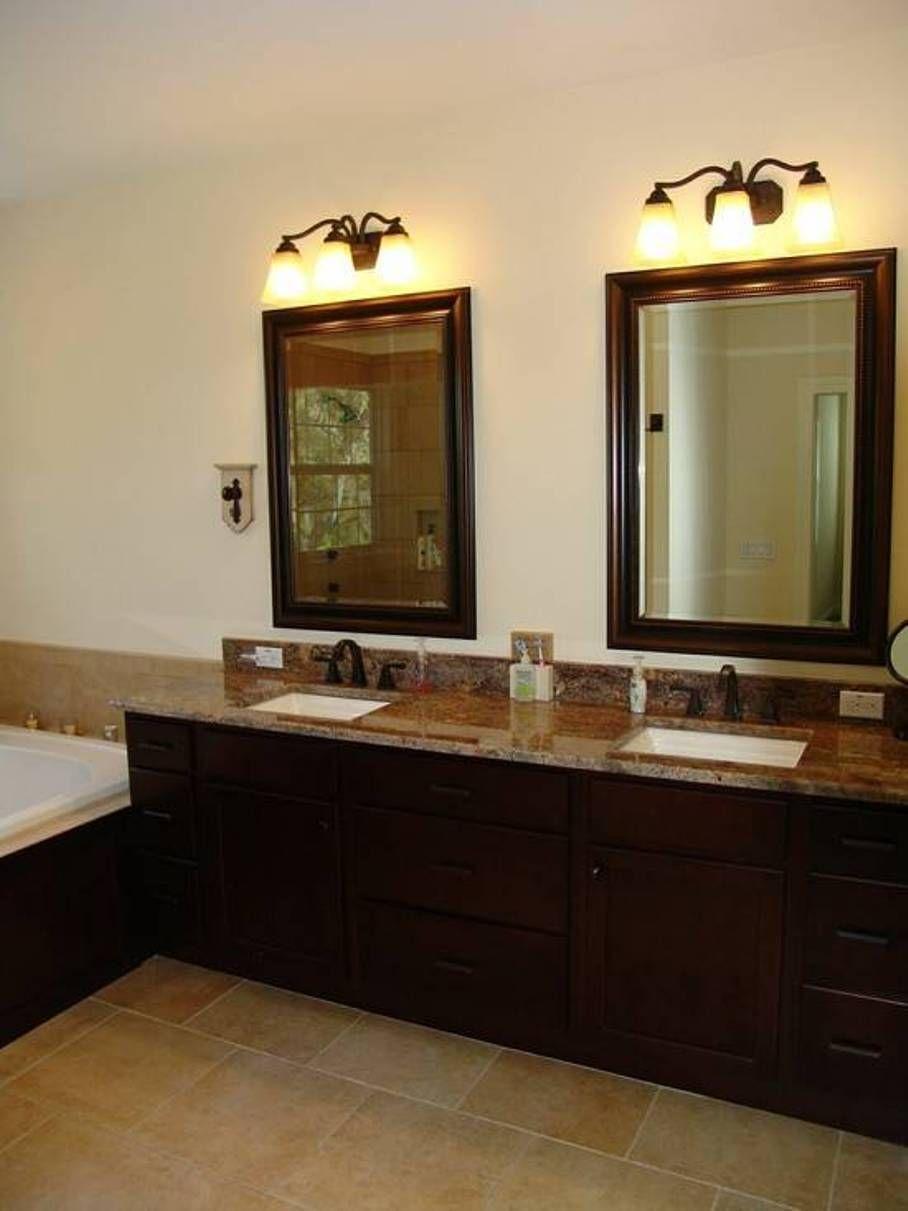 Lighting Fixtures , Traditional Bathroom Vanity Lighting : Bathroom ...