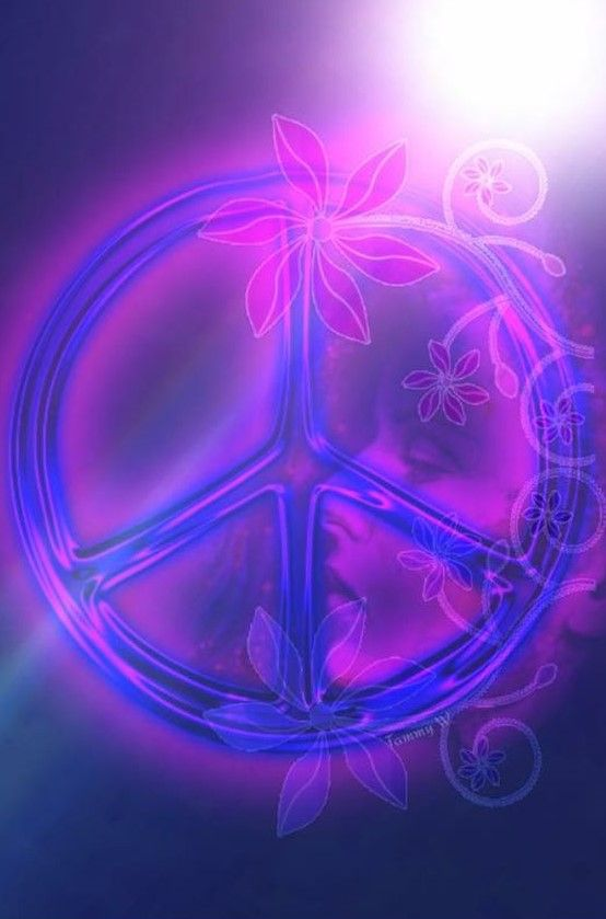 Pin by Linda Sims on ☮ Peace Signs ☮ | Peace art, Peace ...