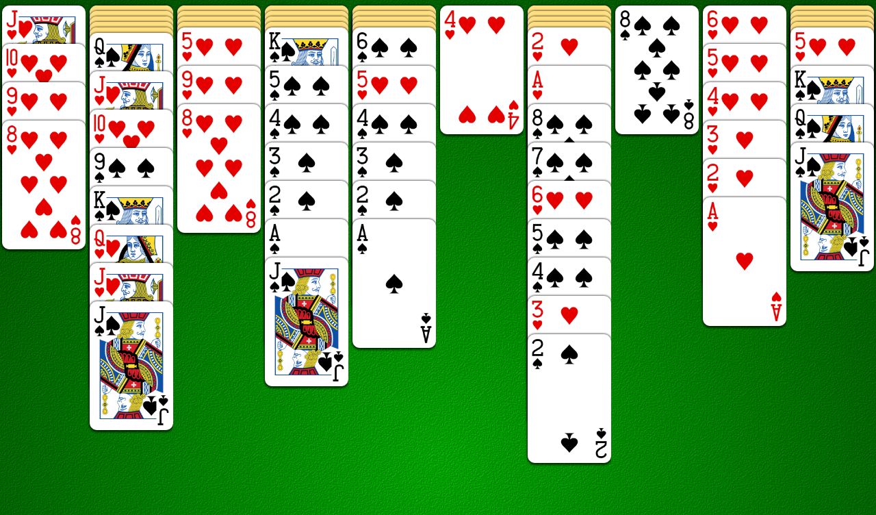 Free Solitaire Online • Play Solitaire Card Games Now