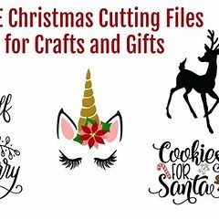 Download Free Christmas SVG Files (With images) | Christmas svg ...