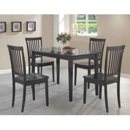 Coaster Company Oakdale Apartment Size 5pc Dinette