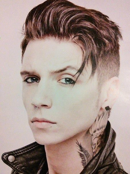 Andy Biersack Andy Biersack Black Veil Brides Andy Black Veil Brides