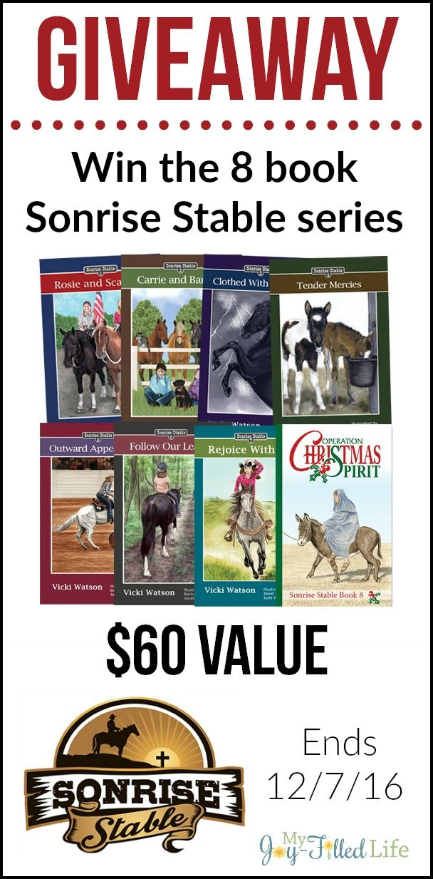 A great series for horse lovers and homeschoolers!