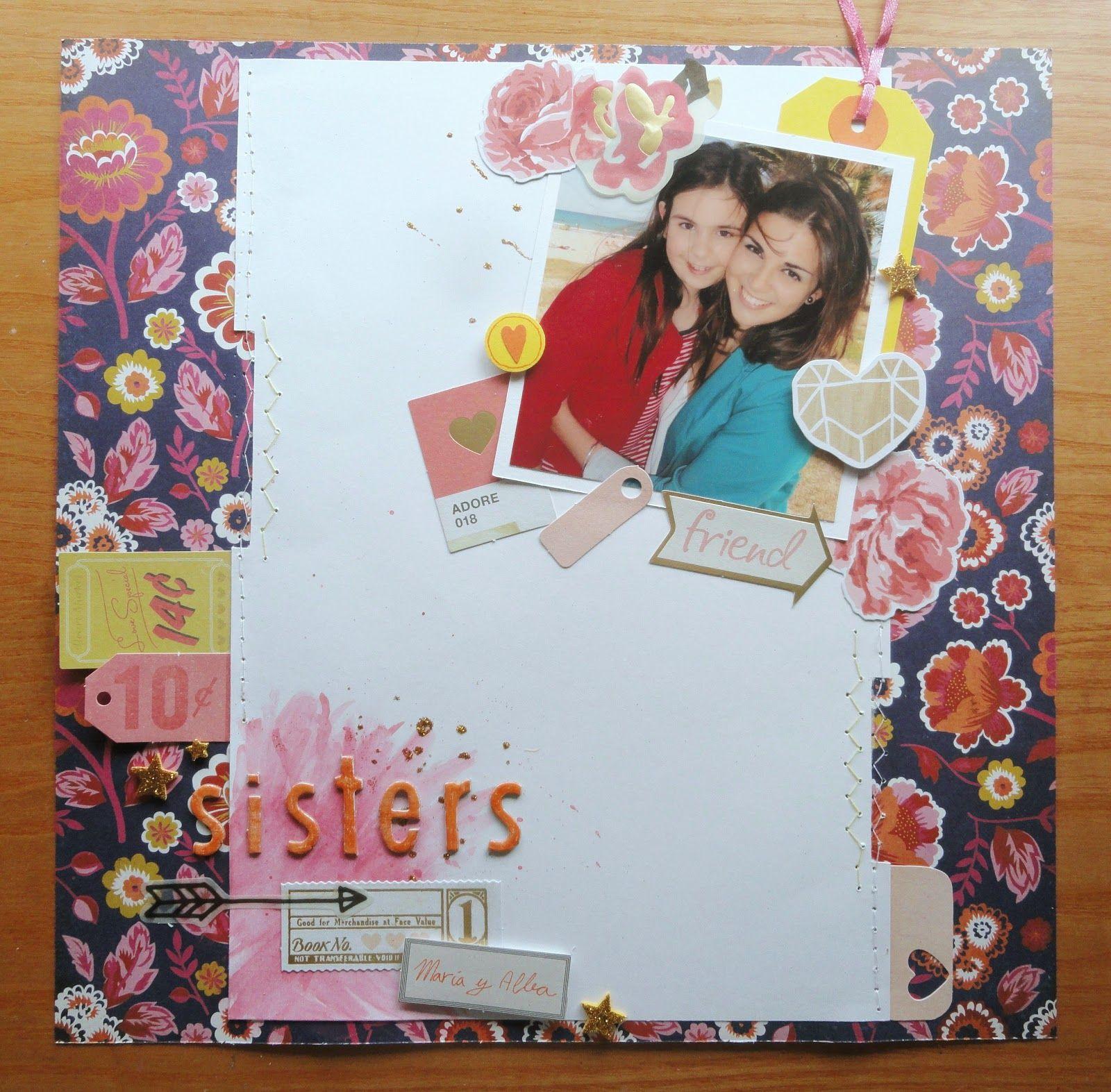 Crafts y más: LO sisters